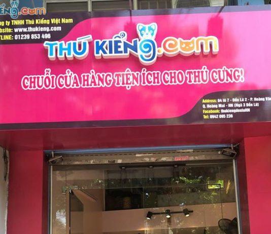 Cửa Hàng Phụ Kiện, Thức Ăn Thú Cưng tại Đền Lừ, Hoàng Mai, Hà Nội