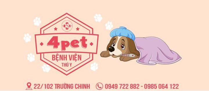 Các bệnh viện, phòng khám thú y uy tín, tốt nhất cho thú cưng ở Hà Nội