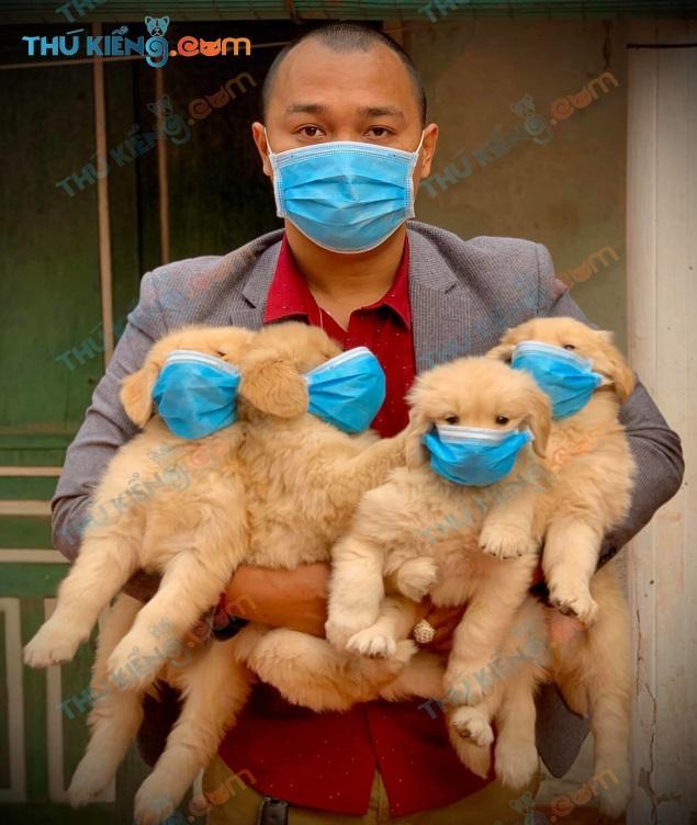 Cho dù Dịch Covid hoành hành, Dự án vẫn luôn hỗ trợ người dân nuôi thú cưng